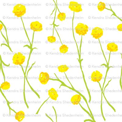 Summery Flowers-ed