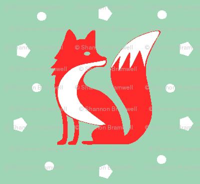 Foxy Foz Mint