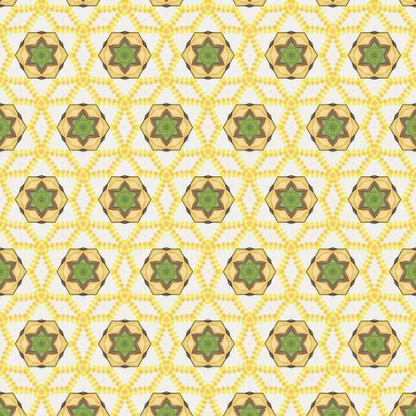 Chieya's Geometrica fabric by siya on Spoonflower - custom fabric