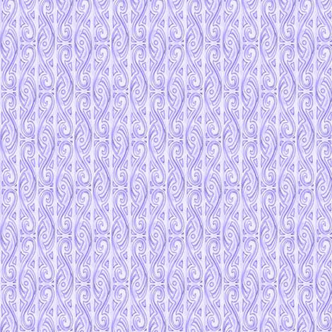 Iaruch's Embossing - Moonlight fabric by siya on Spoonflower - custom fabric