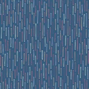 Liney - Blue