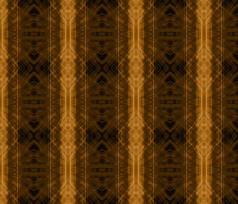 Diamond Lights Gold Black fabric by deanna_konz on Spoonflower - custom fabric