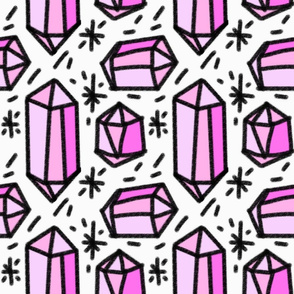 Diamonds are like, 4evs. Pinks