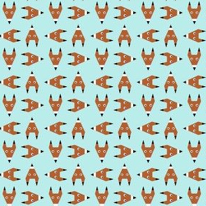 Boxy Rusty Foxes