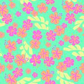 Bright Hibiscus