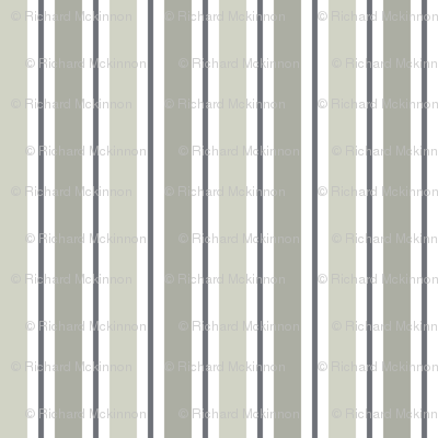 Coast to Coast Grey Tone Stripe