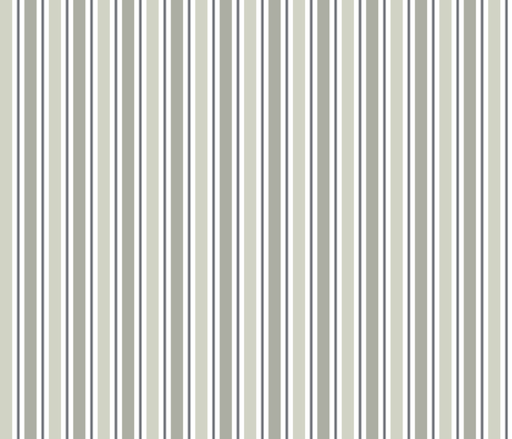 Coast to Coast Grey Tone Stripe fabric by stitchyrichie on Spoonflower - custom fabric