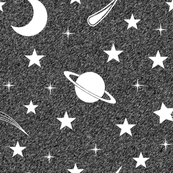Starry Sketch