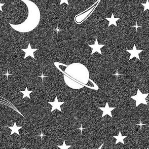 Starry Sky Sketch