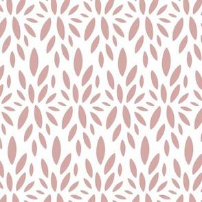 Leaves Coordinate | Light Pink