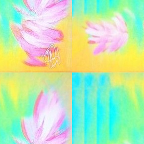 feather lily