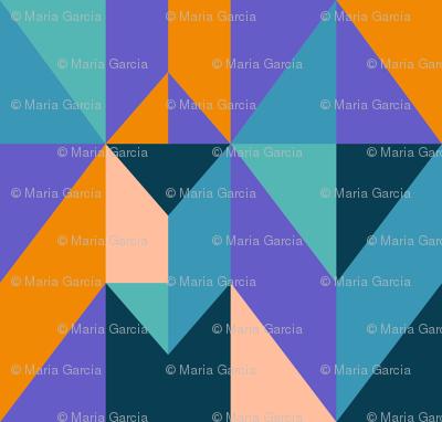 Multi-Color Geometric