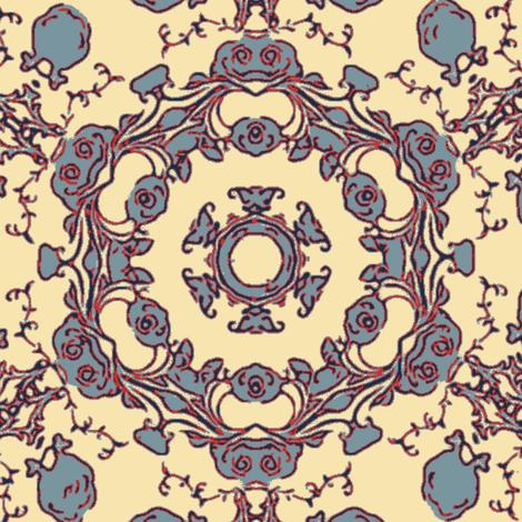 mm6 fabric by cruzangirl on Spoonflower - custom fabric