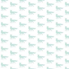 Mint Fox - smallscale - Whistler Village