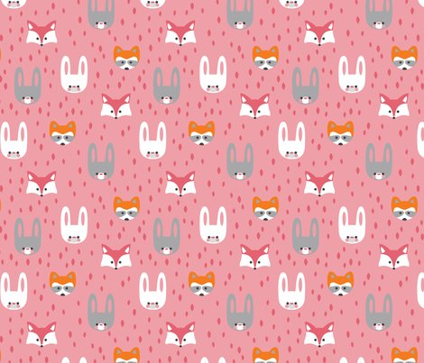 Kawaii_forest_faces_pink_shop_preview