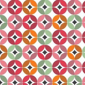 Round geometric warm
