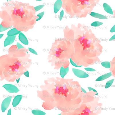 Indy Bloom Pink Peoy