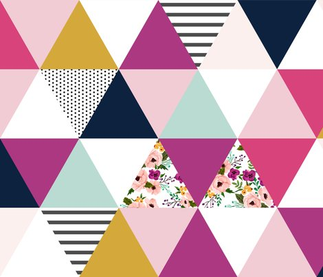 Floraltrianglessquarepattern_36x36_shop_preview