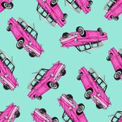 Pink Cars