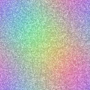 Rainbow Glitter Effect