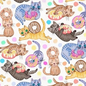 Sprinkles on Donuts and Whiskers on Kittens - small