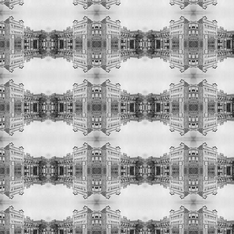 The Avenue fabric by arice on Spoonflower - custom fabric