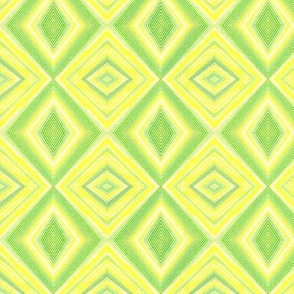 Lemon Yellow Lime Green