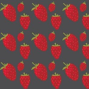 midnight  garden strawberries