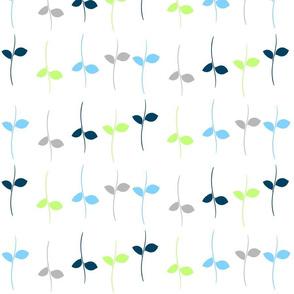 Leaves - Ocean