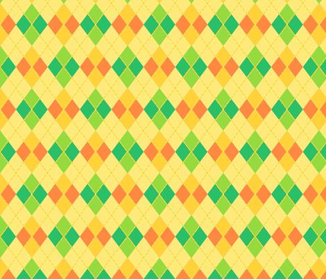 Shine_Top_Star_Coord fabric by yui_aylenia on Spoonflower - custom fabric