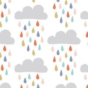 raincloud - multicolor