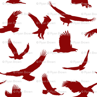 Red Eagles // Small