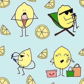 Lemon Friends Pool