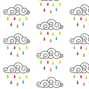 swirl rain cloud