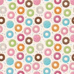 Donuts pattern 001