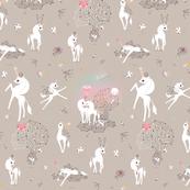 unicorns with rainbow dust healing wishes <3