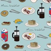 Mmm...Breakfast!