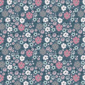 Gemetric Flowers