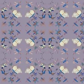 Critter Coloring (Lavender)