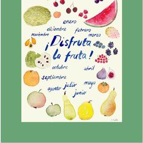 FruitInSeasonGreen