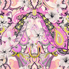 Paisley-Power-hibiscus-paisley-print-in-pink-coral-lime