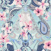 Paisley-Power-hibiscus-paisley-print-in-pink-teal-brown