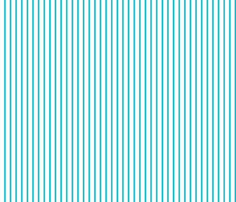 Happy Turquoise Stripes fabric by bags29 on Spoonflower - custom fabric