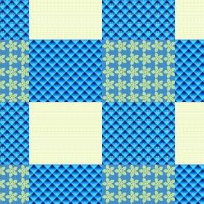 Blue Lagoon Patchwork