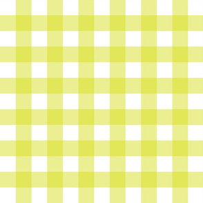 Lemon Gingham