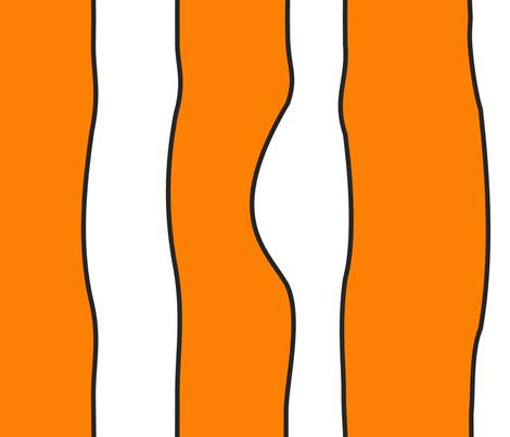 Clownfish 02 fabric by lowa84 on Spoonflower - custom fabric