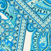 Paisley-Power-scarf-print-paisley-in-blue-green