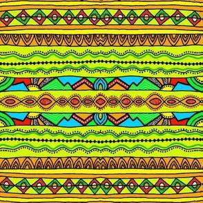 African Blanket