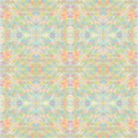 Brush_Strokes_Original fabric by karwilbedesigns on Spoonflower - custom fabric