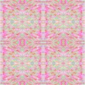 Brush Strokes Pink